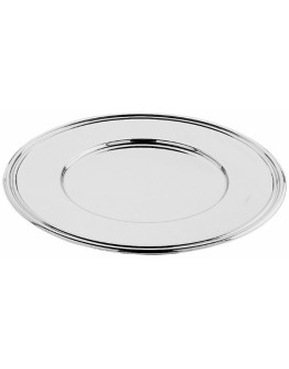 UNDER STAINLESS STEEL 18/10 DISH