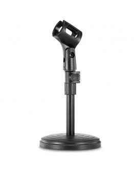 Microphone Desk Stand with Microphone Clip