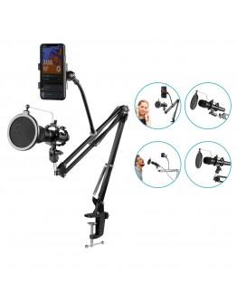 Suspension Rod Scissors Arm for Microphone